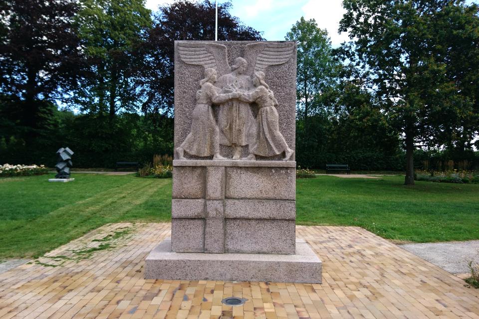Памятник воссоединения Дании с Северным Шлезвиг, Кристиансфельд, Дания