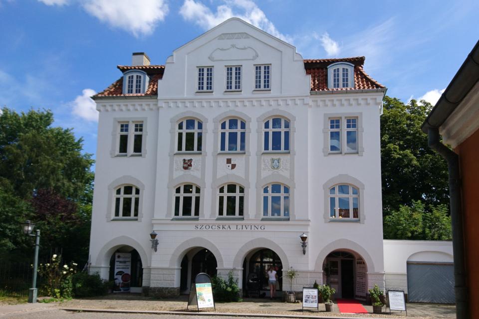 Szocska Living, г. Кристиансфельд / Christiansfeld, Дания