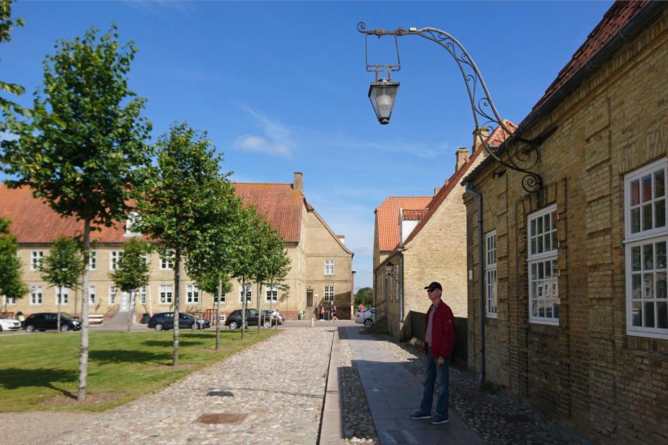 Бывший пожарный дом,бывший дом Сестер, г. Кристиансфельд / Christiansfeld, Дания