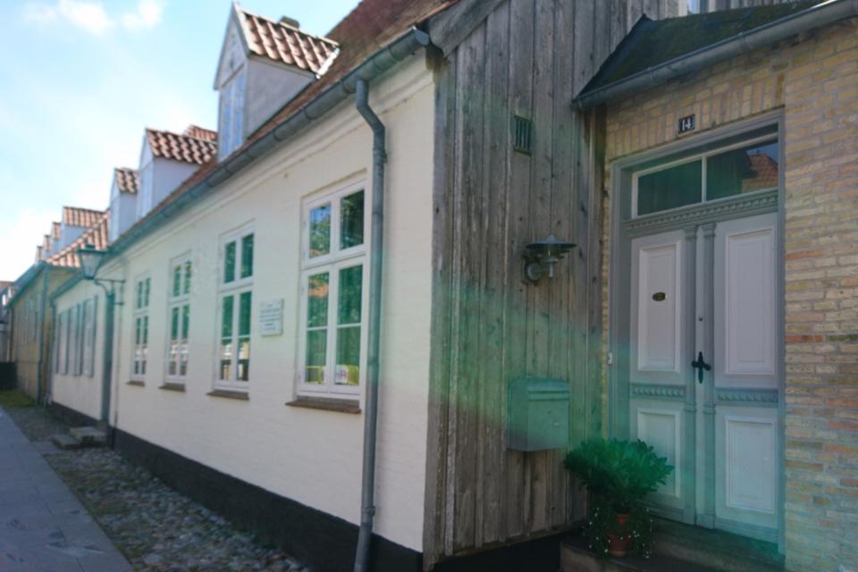 Дом, в котором жил основатель общества миссионеров Дании, Кристиансфельд