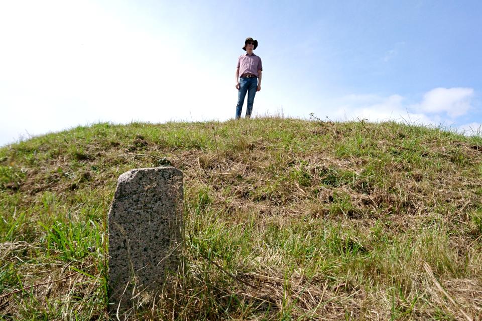 Каменный столб (Fredet minde)