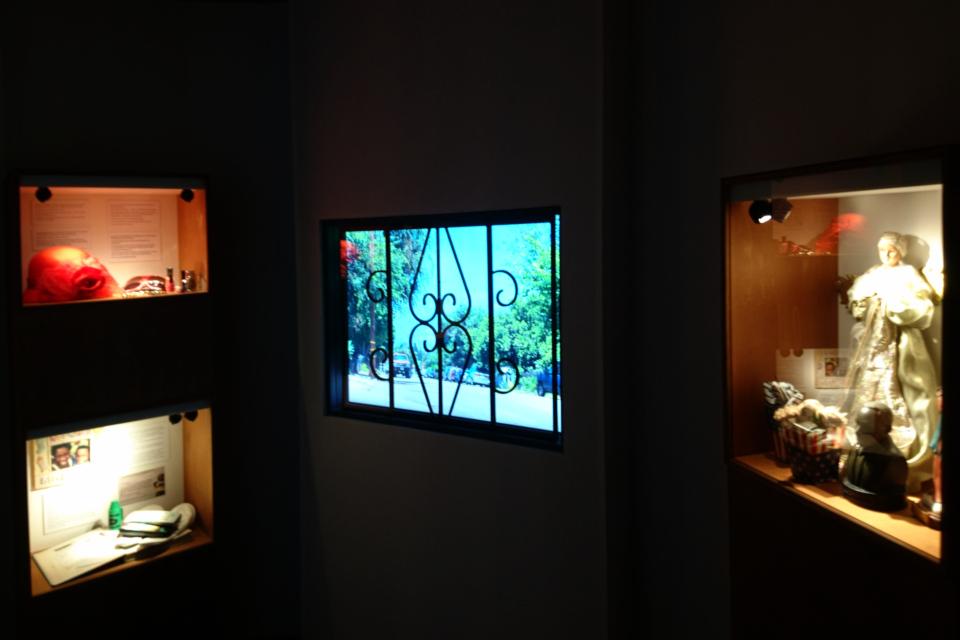 Саммэ из США - Когда я состарюсь - выставка в музее Мосгорд