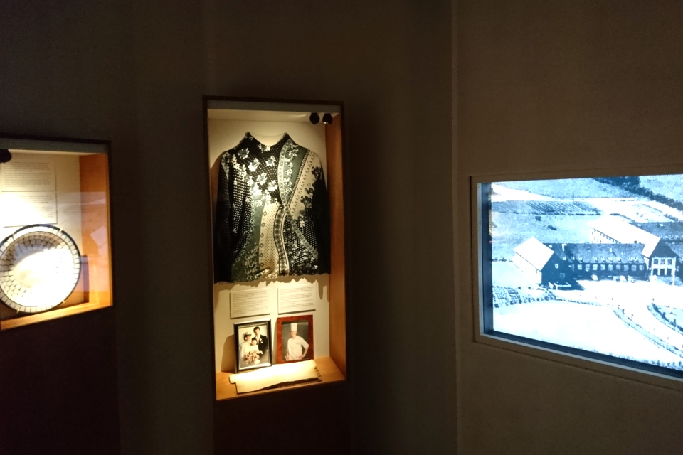 Эльзе из Дании - Когда я состарюсь - выставка в музее Мосгорд