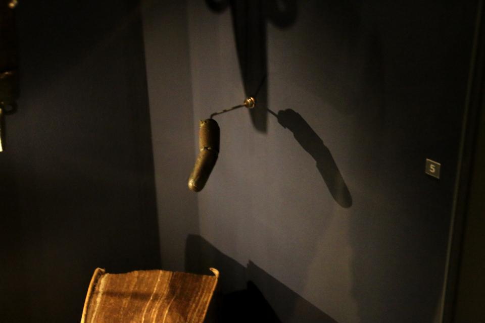 Механический палец, музей г. Раннерс / Randers, Дания