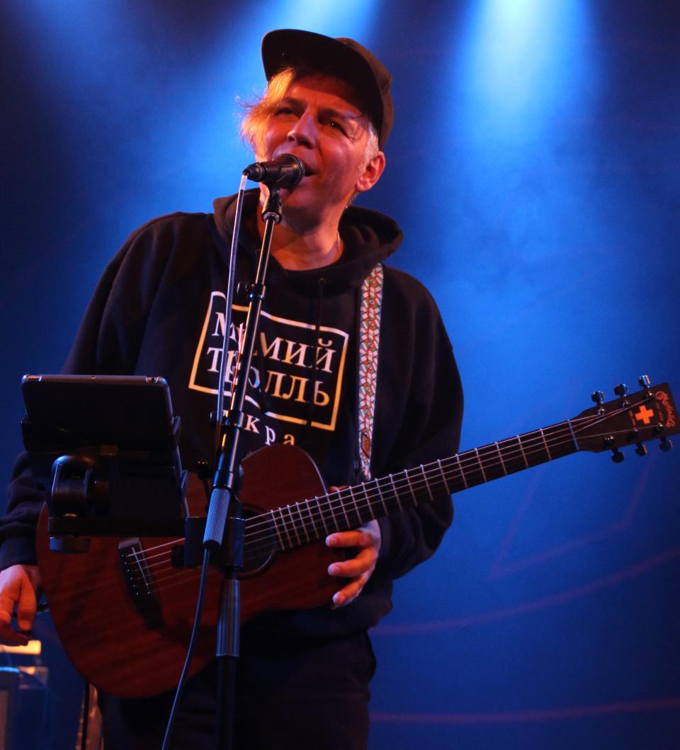 Илья Лагутенко, Мумий Тролль в Орхусе Дания. 19 мая 2019