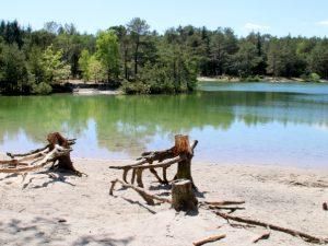Озеро Шобье
