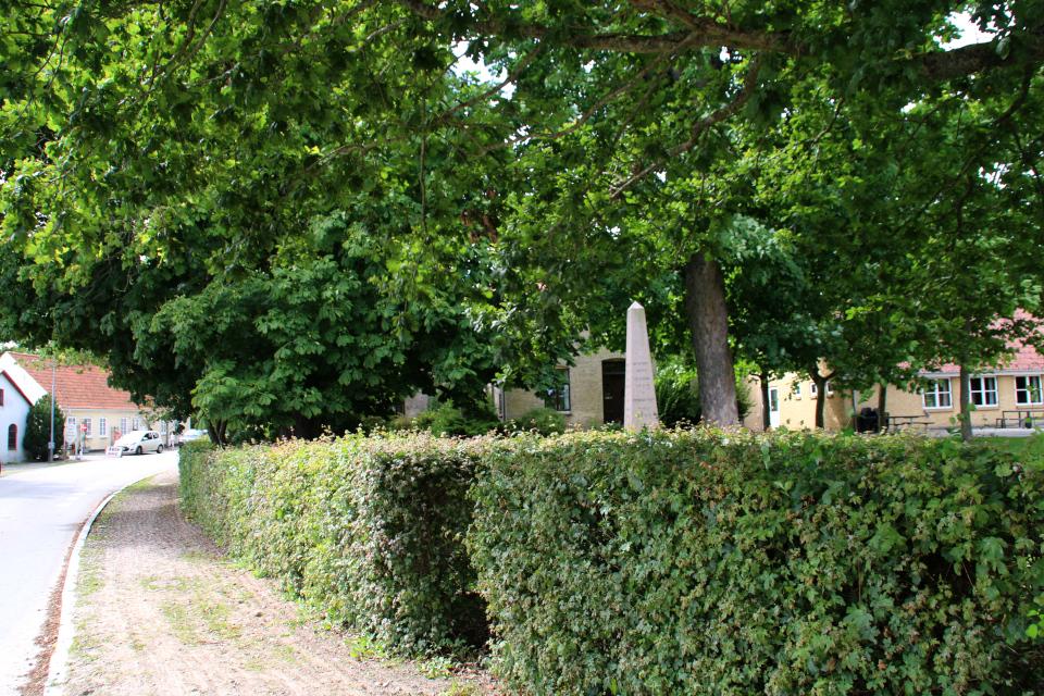 Памятник воссоединению Дании с Южным Шлезвиг Теструп