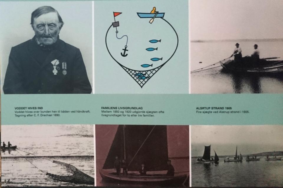 Ловля рыбы в конце 18- начале 19 столетия