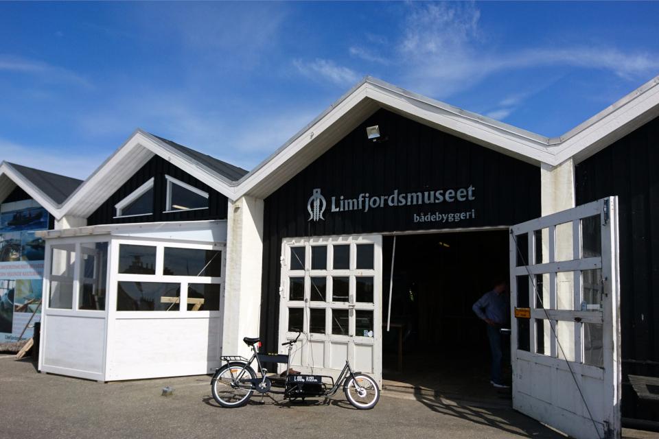 Мастерские музея Лимфьорд (Limfjordsmuseet)