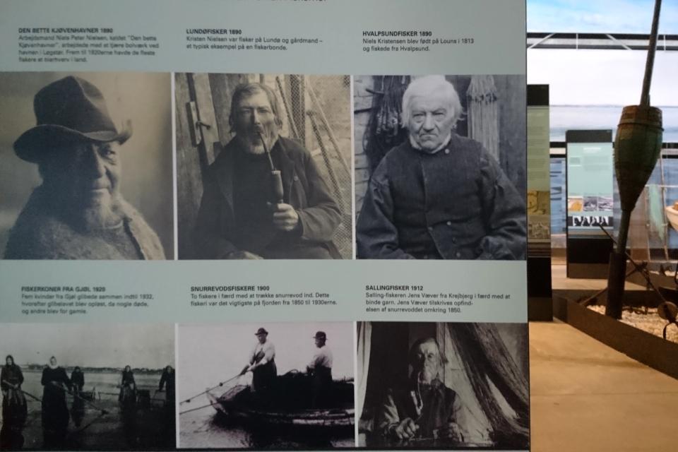 Фотографии рыбаков начала прошлого столетия