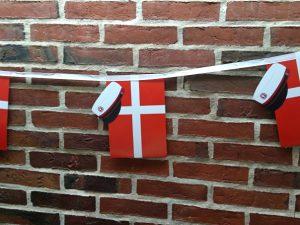Празднование окончания гимназии в Дании