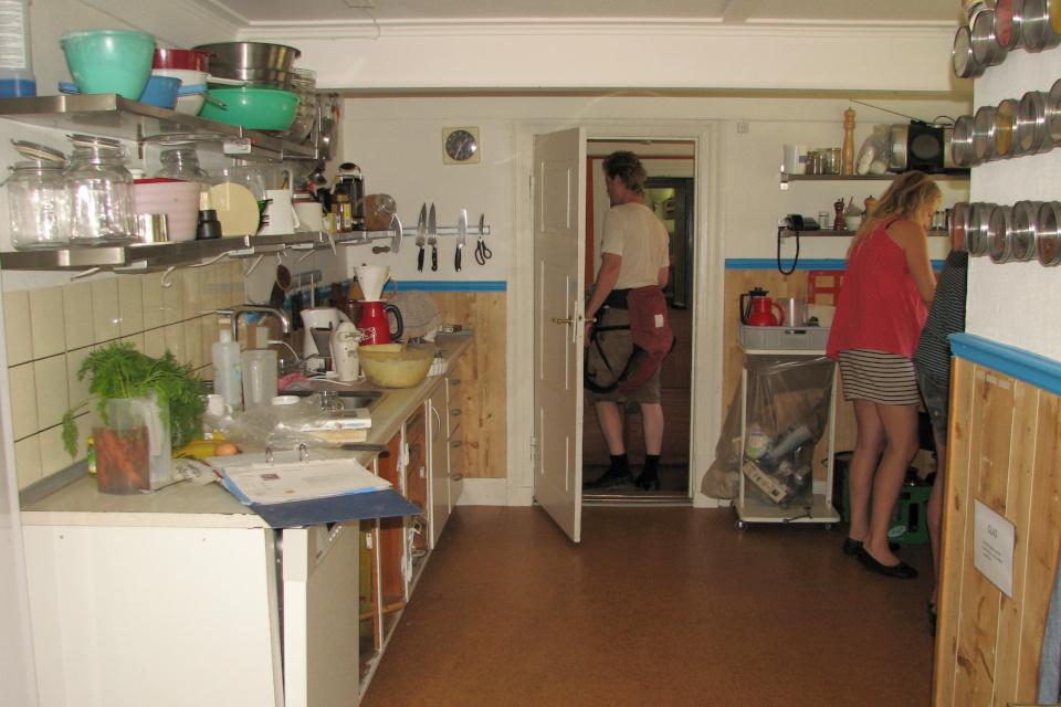 Приготовление еды на кухне