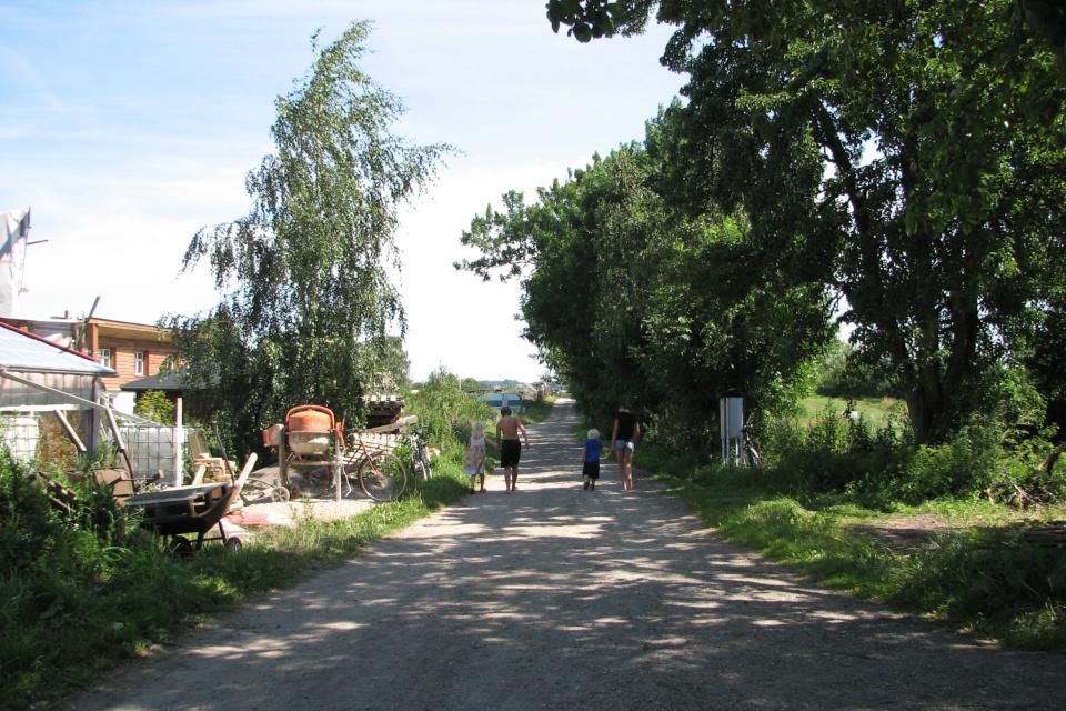 Босиком по деревенским дорожкам