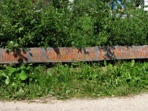 Самодостаточная эко-деревня Хойгорд