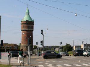 Водонапорная башня Рандерсвай