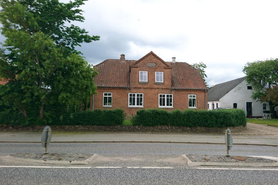 Старый дом. Фото 7 июн. 2020, Граубалле / Grauballe, Дания