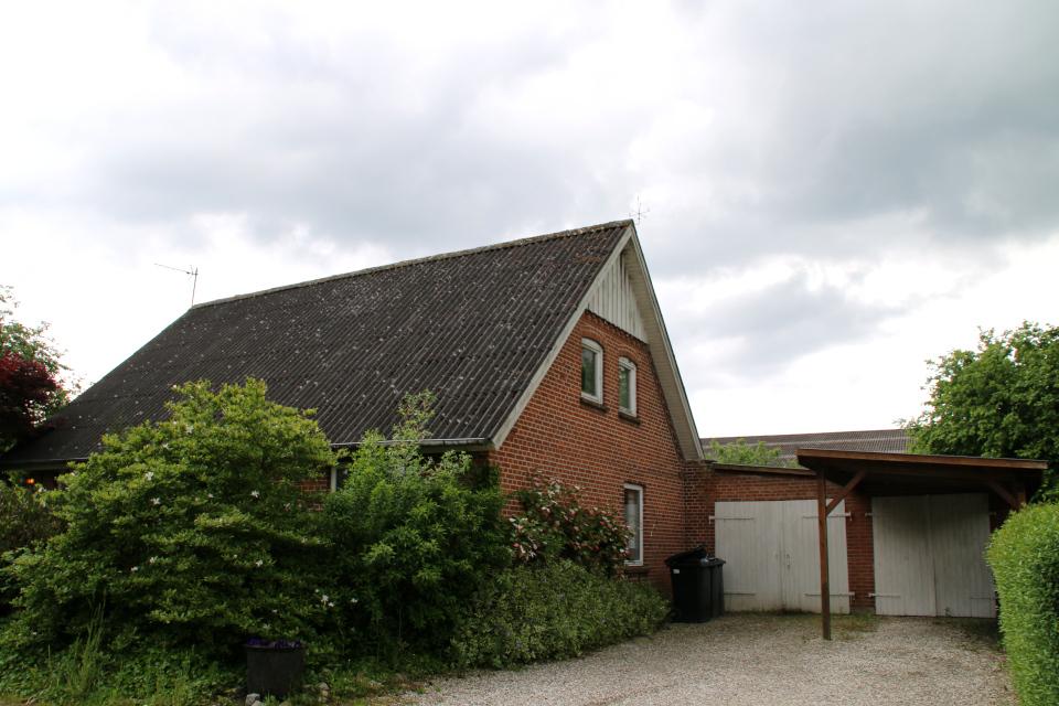 Дом с флюгером. Фото 7 июн. 2020, Граубалле, Дания