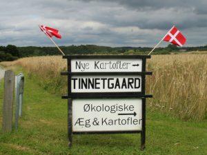 Фермерское хозяйство Тиннетгорд