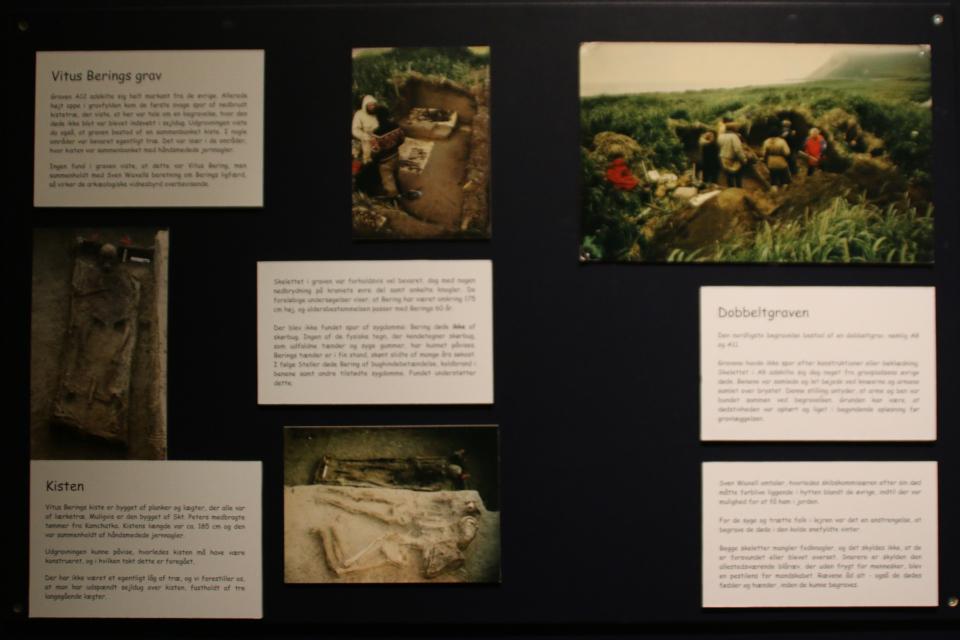 """выставка """"Витус Беринг"""", музей г. Хорсенс, Дания"""