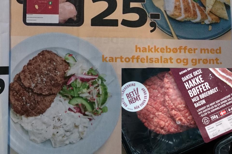 Рецепт блюда из говядины с картофельным салатом