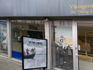Музей викингов в Орхусе