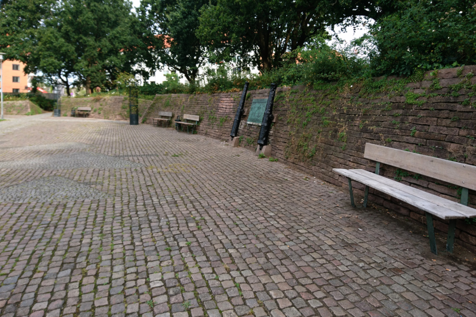 Мемориал в память о Витусе Беринге. Фото 30 авг. 2020, г. Хорсенс, Дания