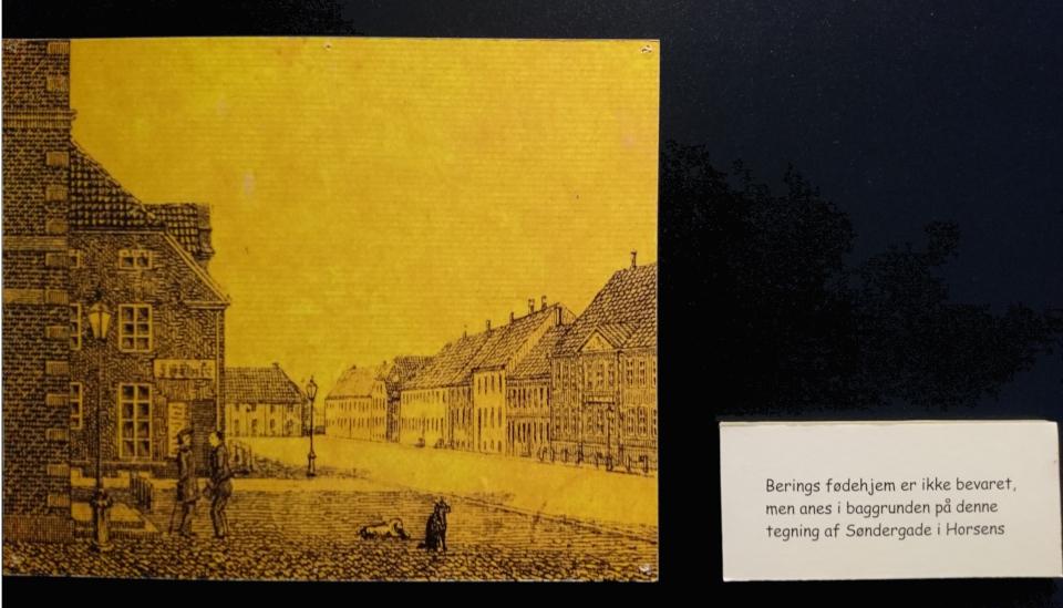 Иллюстрация картины 1700 годов