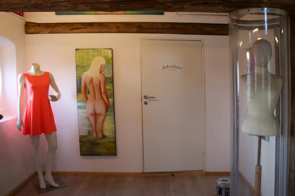 Марк Брейн (Mark Brein) Картинная галерея, 29 окт. 2020, Дания