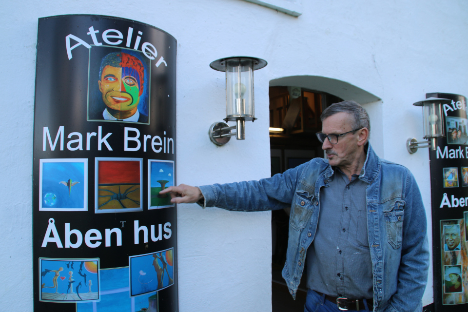 Марк Брейн (Mark Brein), Картинная галерея, 29 окт. 2020, Дания