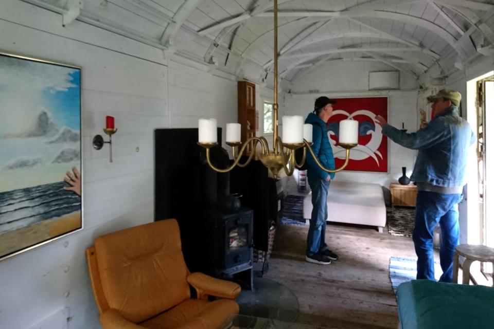 Марк Брейн (Mark Brein), летний дом. 29 окт. 2020, Дания