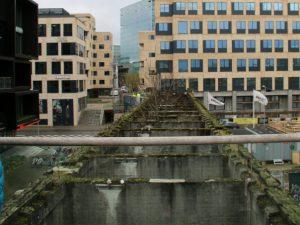 Угольный мост в Орхусе