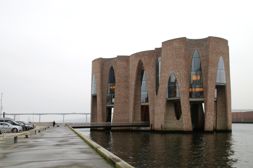 Фьорденхус fjordenshus, Дания, 12 нояб. 2020