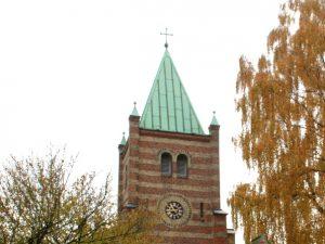 Церковь Обю