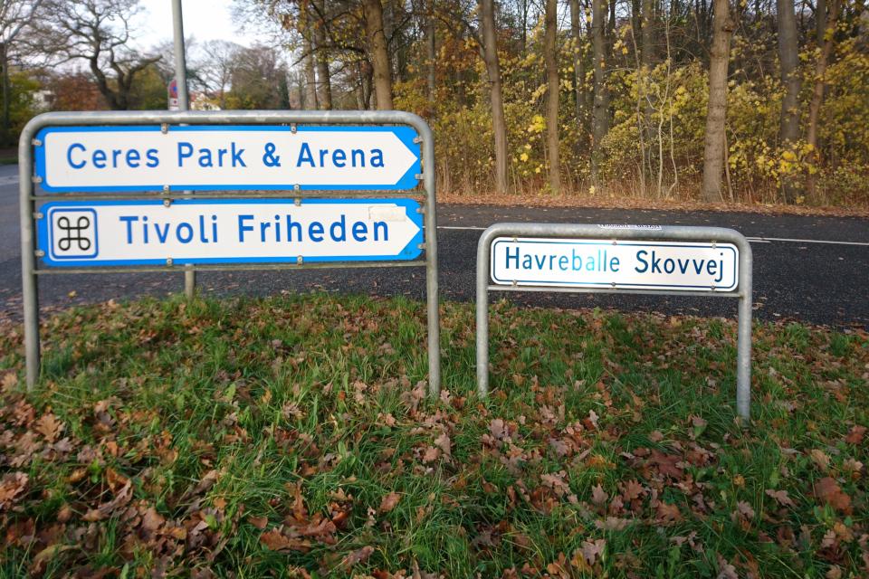 Tivoli, HAvreballe Skovvej, Aarhus