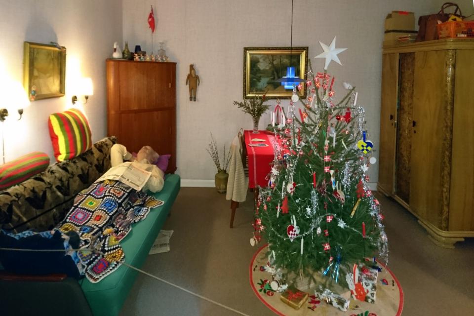 Рождественская елка 1974 года