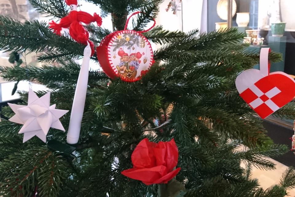 Украшения рождественской елки 1930 х годов