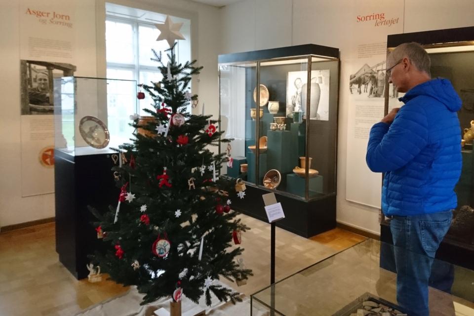 История рождественских елок - украшенная ель 1930 х годов