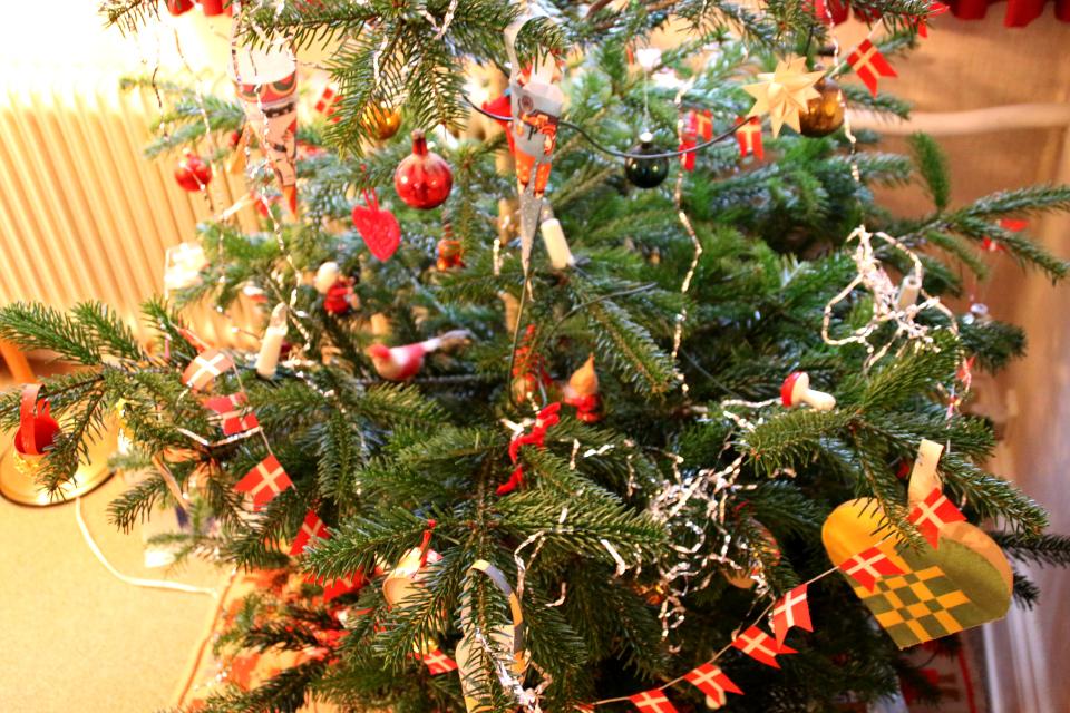Украшения рождественской елки 1974 года