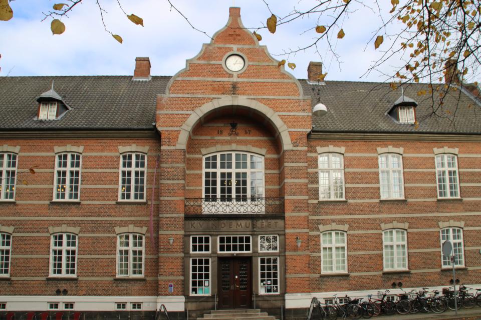 """Музей женщин Дания """"Kvinde Museum"""", 2020"""