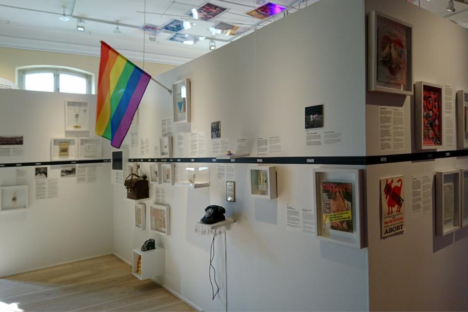 Музей женщин - Музей Гендеров 8 марта 2019, Дания