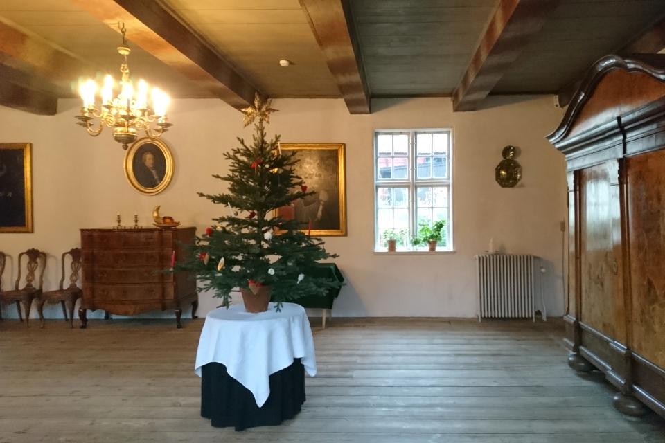 Первая рождественская елка, 1811 год