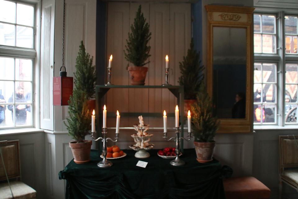 Рождество в Старом Городе в зале Томасина Gyllembourg