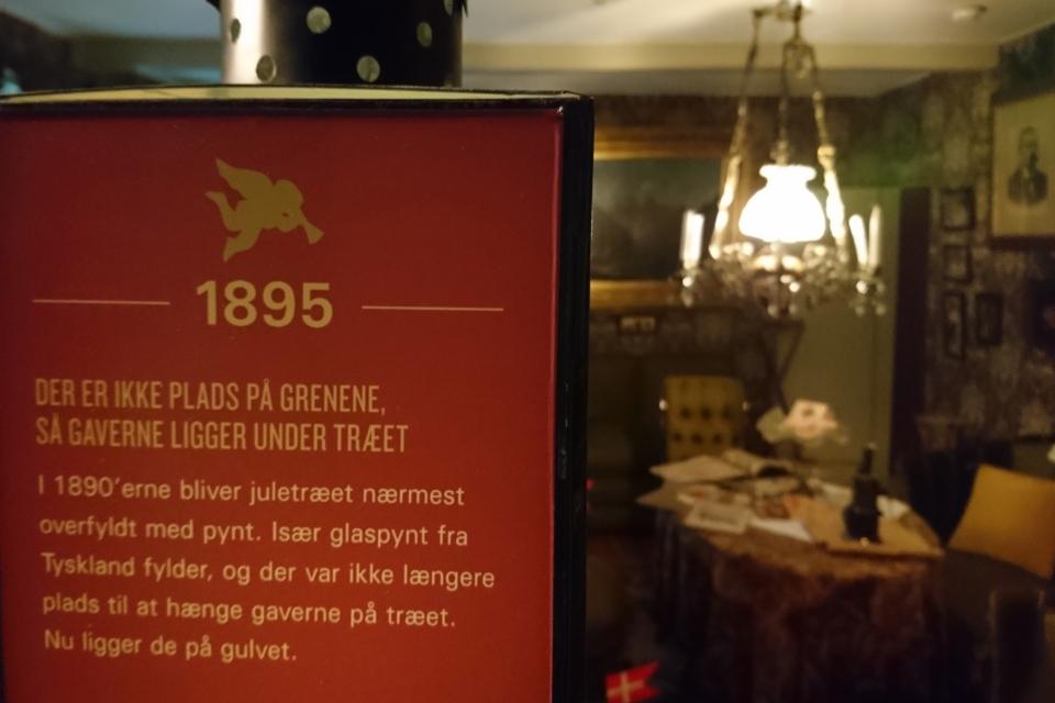 Рождество в Старом Городе 1895 в доме портного. Фото 1 дек. 2020, г. Орхус, Дания