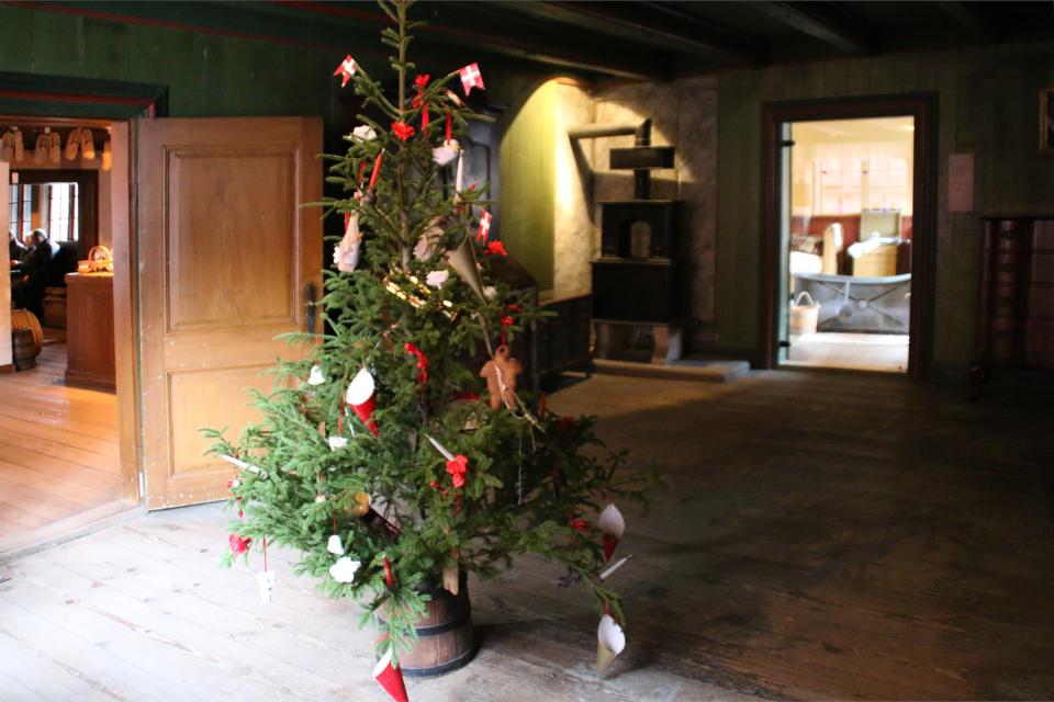 Рождественская елка Петера - 1864 год