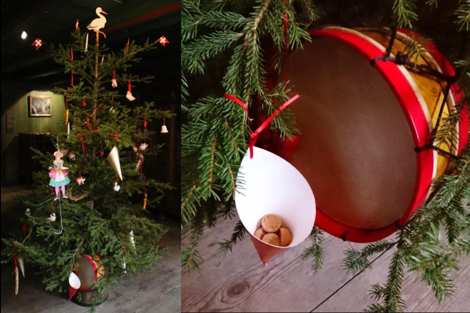 Украшения рождественской елки Петера - 1864 год