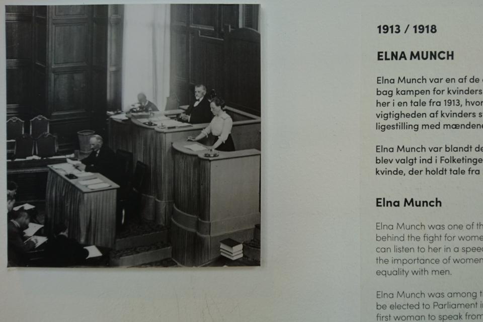 музей женщин, Elna Munch
