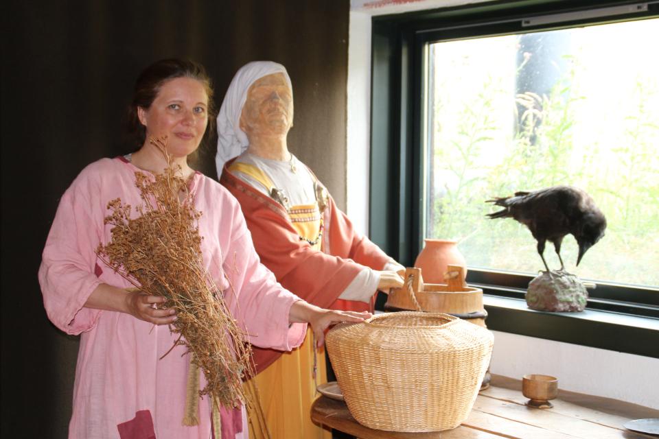 Поселение викингов Фюркат. Фото 11 июл 2019, Дания