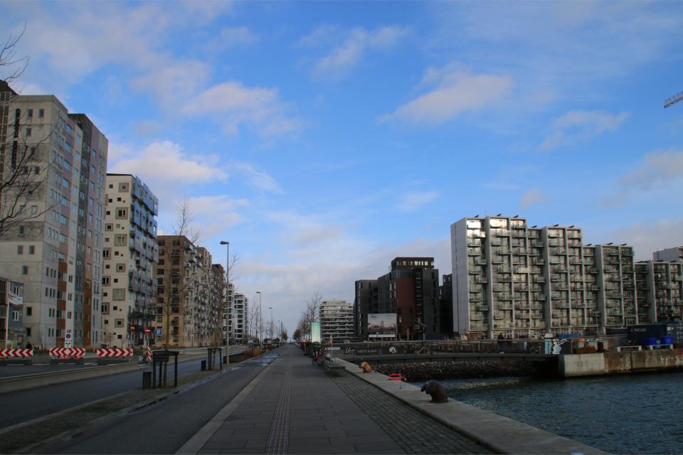Орхус Доклендс - 22 января 2021, Bernhardt Jensens Blvd