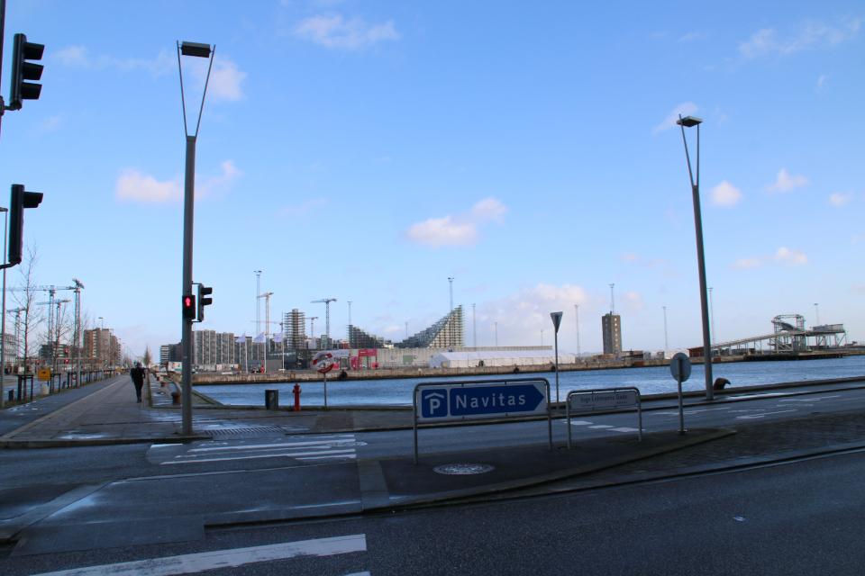 Орхус Доклендс Navitas - 22 января 2021, Дания