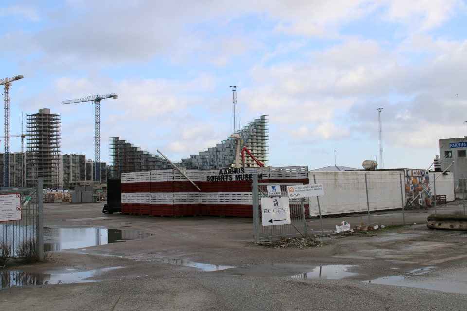Орхус Доклендс - 22 января 2021, Дания. Søfartsmuseum